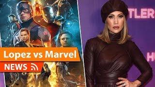 Jennifer Lopez Slams Marvel Films & Hollywood Impact