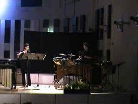Archipelago for Flute and Percussion [Paul Bissell]