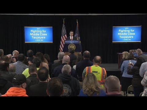 Governor Cuomo Signs Bill to Protect New York Taxpayers from Federal Tax Increases on Tax Day