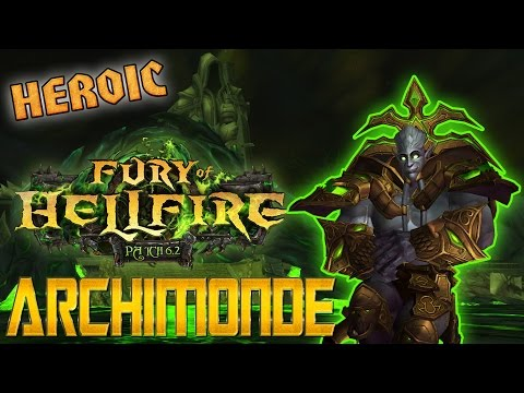 Archimonde The Defiler [HEROIC /RDruid] Архимонд Осквернитель (Unreality Guild)