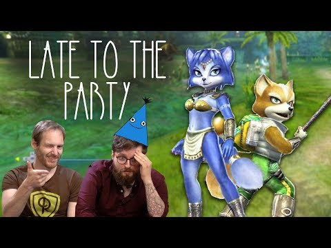 Let's Play Star Fox Adventures - Late To The Party