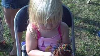 Riley Anne Crabtree B-Day Video 3