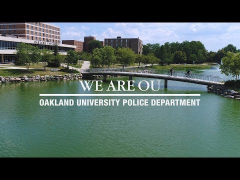 We Are OU | Oakland University Police Department