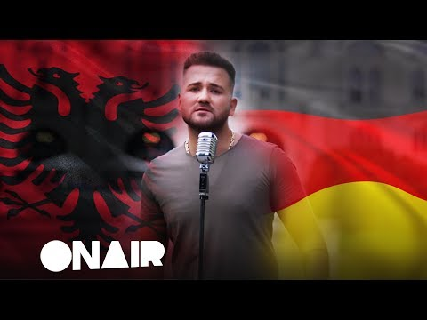 Mergim Mjeku - Albanian X German Mashup 2018 (Official 4K Film)