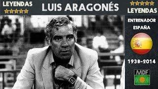 Memorias de LUIS ARAGONÉS: Carrera y mejores momentos del Sabio de Hortaleza ⚽