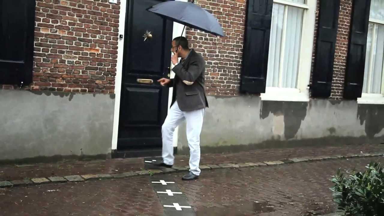 لقطات مميزة البيت العجيب بين هولندا وبلجيكا Youtube