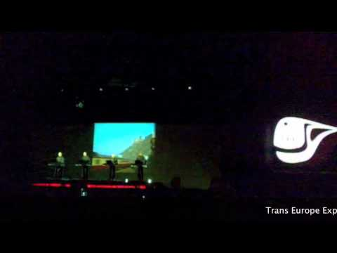 Kraftwerk in Helsinki Suvilahti, Flow Festival, Pt 2