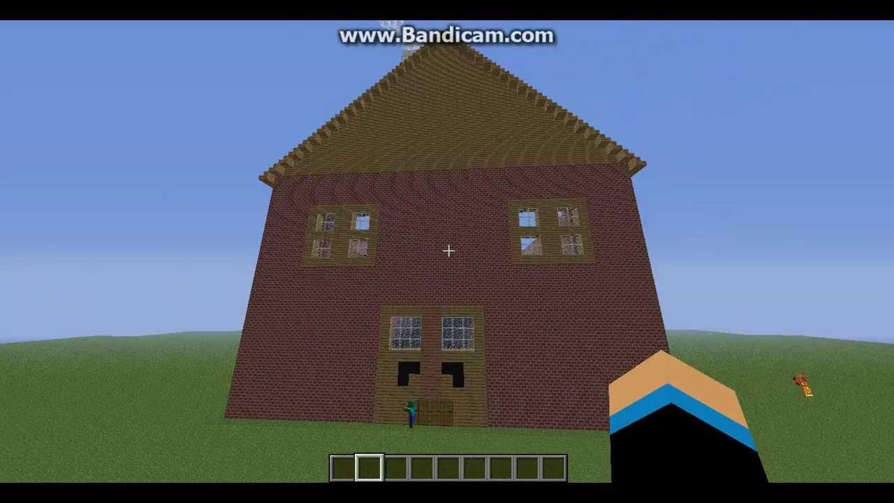 Minecraft Jak Zbudowac Fajna Wille W Minecraft Funnydog Tv