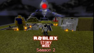 Roblox Story Mode The Second Generation Season 2: Episode 1, The AfterMath