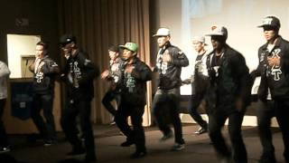 Chi Sigma Tau Performance @ Urban Expressions IX [5/24/2012]
