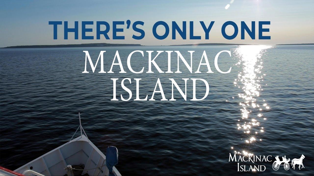 Experience Historical Mackinac Island!