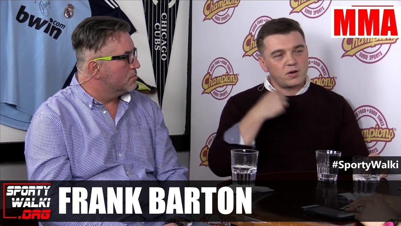 Frank Barton o hipnoterapi i nowych metodach szkoleniowych