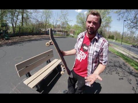 How To Learn Technical Skateboarding