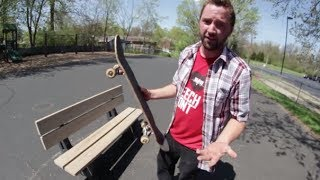 How To Learn Technical Skateboarding