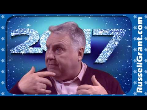 Aries - Year Ahead 2017 - Russell Grant