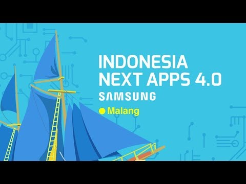 Workshop Samsung INA 4.0 Malang | Part 3