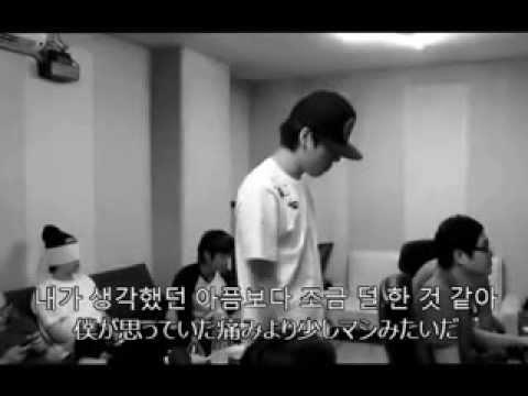 BlockB Movie`s Over MV 日本語字幕付き