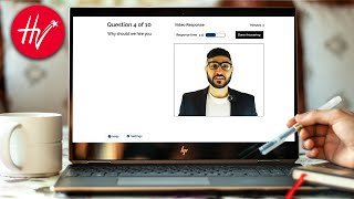 TOP 10 HireVue Video Interview QUESTIONS and ANSWERS! screenshot 4