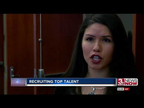 Omaha makes effort to recruit top talent