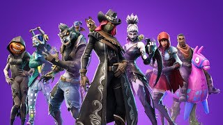Mess with us you get the horns🤘-Fortnite /w Wolfpack322u