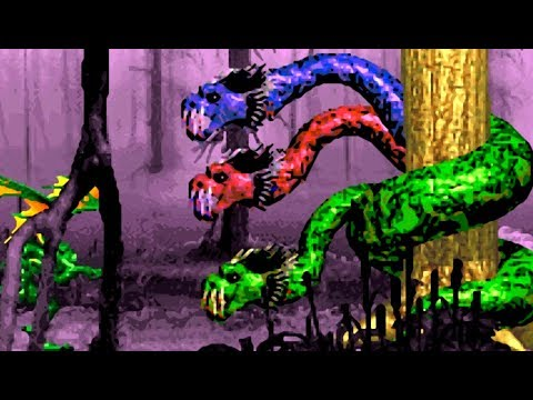 Altered Beast 2 (GBA) All Bosses (No Damage)