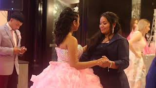 THE MOST BEAUTIFUL QUINCEANERA PARTY EVER