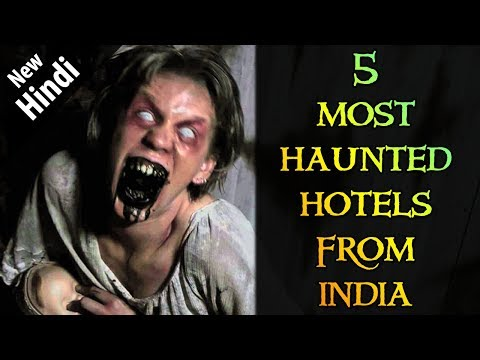 [NEW HINDI] 5 Most Haunted Hotels from India In Hindi | Mumbai Lonavala Mussoorie Ooty Bengal