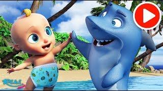 Беби Шарк - Пой и танцуй! Лучшие песни для малышей