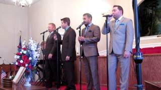 The quartet revives a song that was first sung on the Singing Ameri...