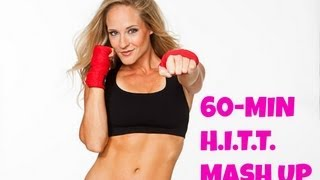 60 Minute HIIT Mash Up - Total Body Fat Blasting and Sculpting Routine