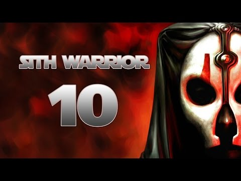 Sith Warrior - Part 10 (ARMS & MODDING - Star Wars: The Old Republic SWTOR Let's Play Gameplay)