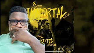 VYBZ KARTEL DISPLAYS IMMORTALITY ADIADKING
