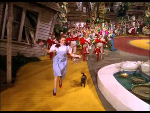 The Wizard Of Oz clip-You're off to see the Wizard