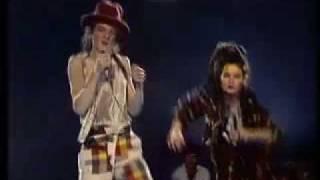 Haysi Fantayzee - John Wayne is big Leggy 1982