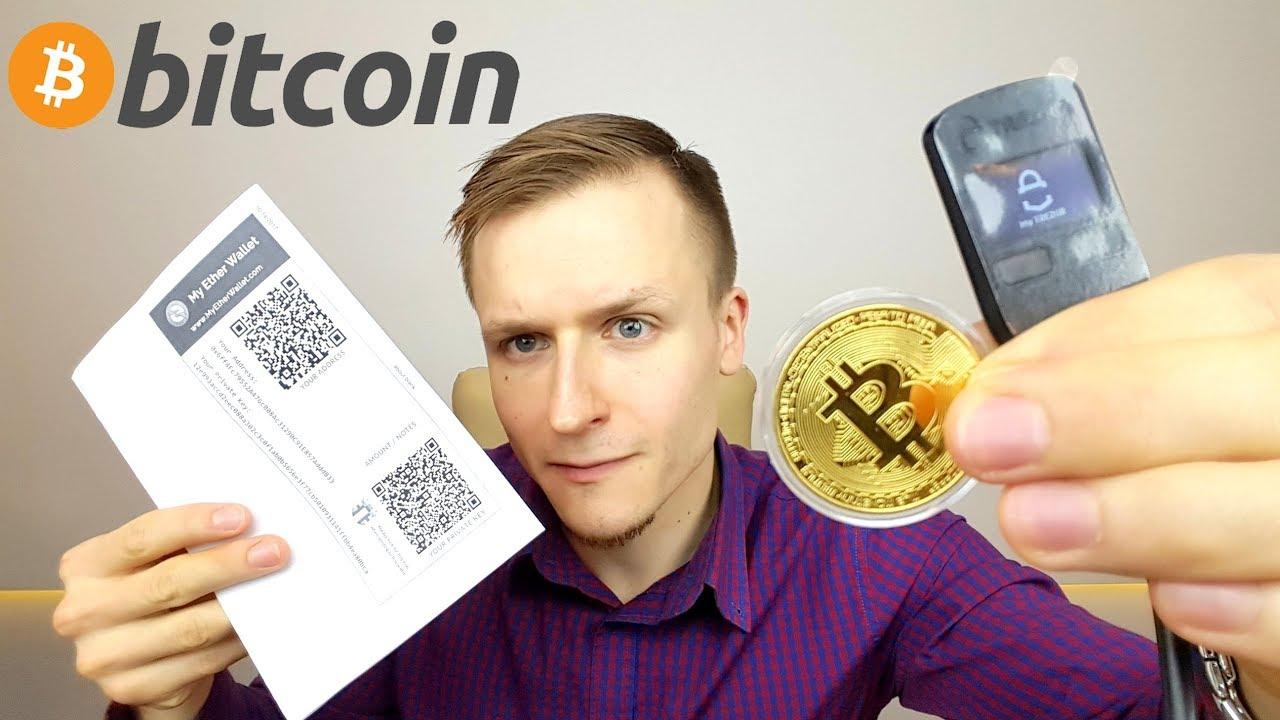 bitcoin piniginė pradedantiesiems