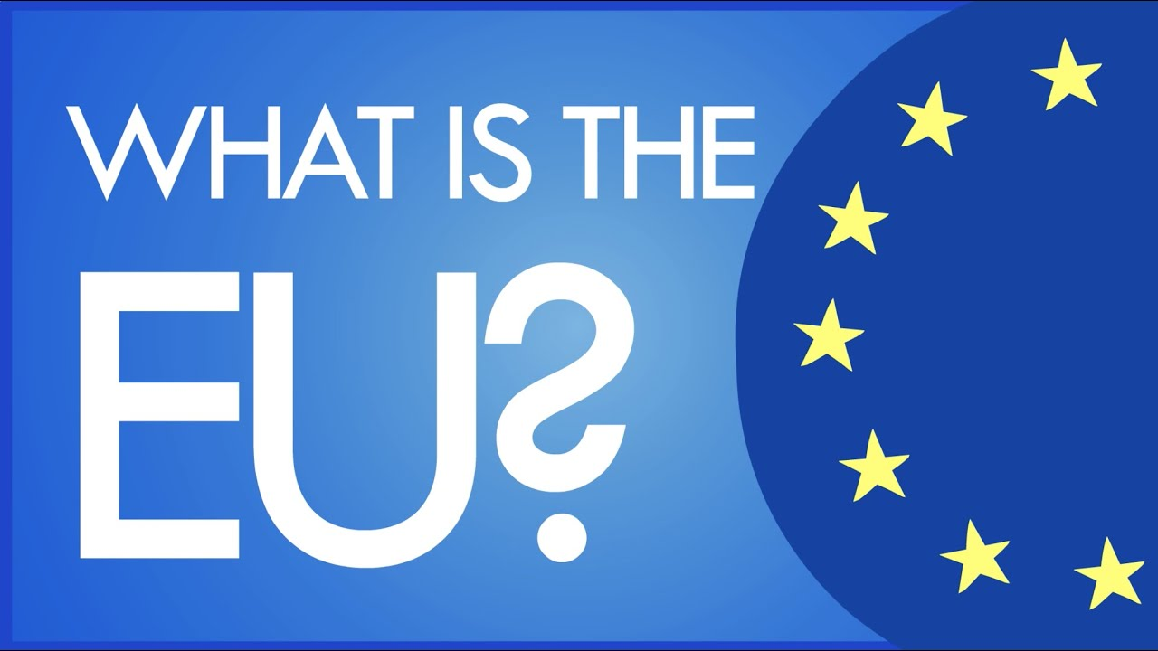 What's the EU ever done for us? - YouTube