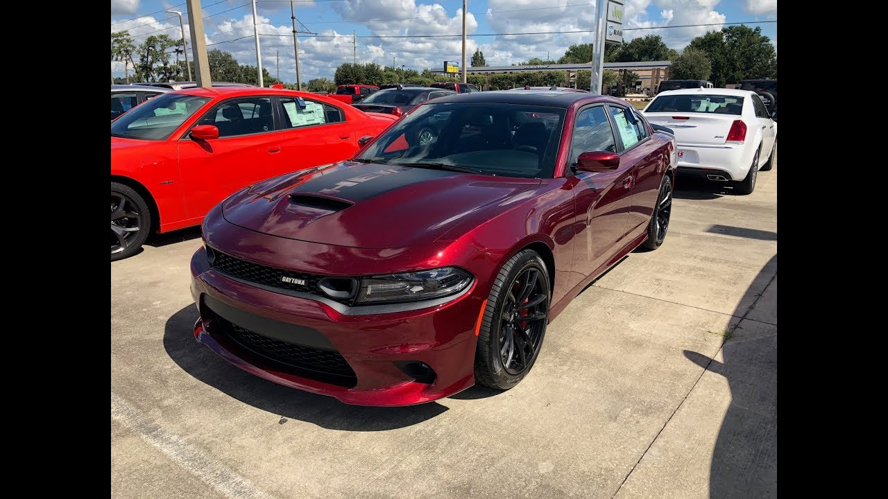 The 2019 Dodge Charger Daytona 392 Is Here Youtube