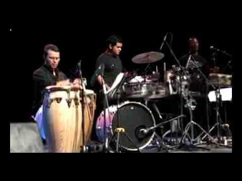 Juan Gonzalez - Rubén Blades live 2008