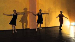 Латина (Ча-ча-ча), Студия танцев Арка - Киев