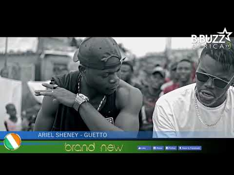 Ariel sheney - GHETTO (4K HD)
