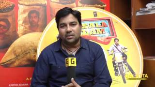 Masala Padam is not a spoof - Mirchi Siva
