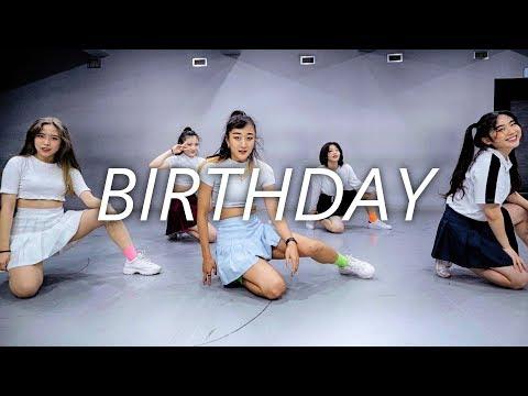 SOMI (전소미) - BIRTHDAY | SUN-J choreography