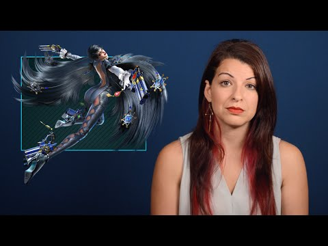 Lingerie is not Armor - Tropes vs Women in Video Games