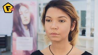 Видео-урок! КОНТУРИНГ ➔ визуальная коррекция формы лица косметикой