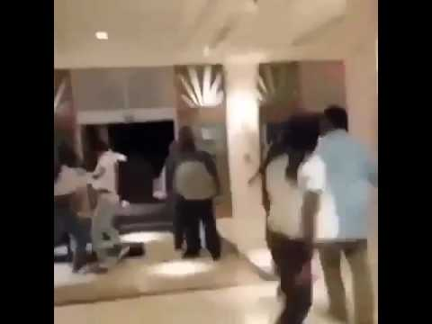 Jah Cure Got Knocked Out In Bahamas