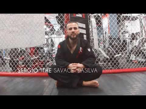 Jiu Jitsu at UFC Astoria