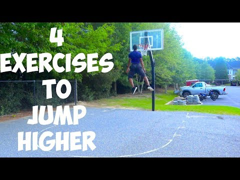 4 Exercises To Jump Higher