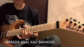 armada asal kau bahagia cover gitar