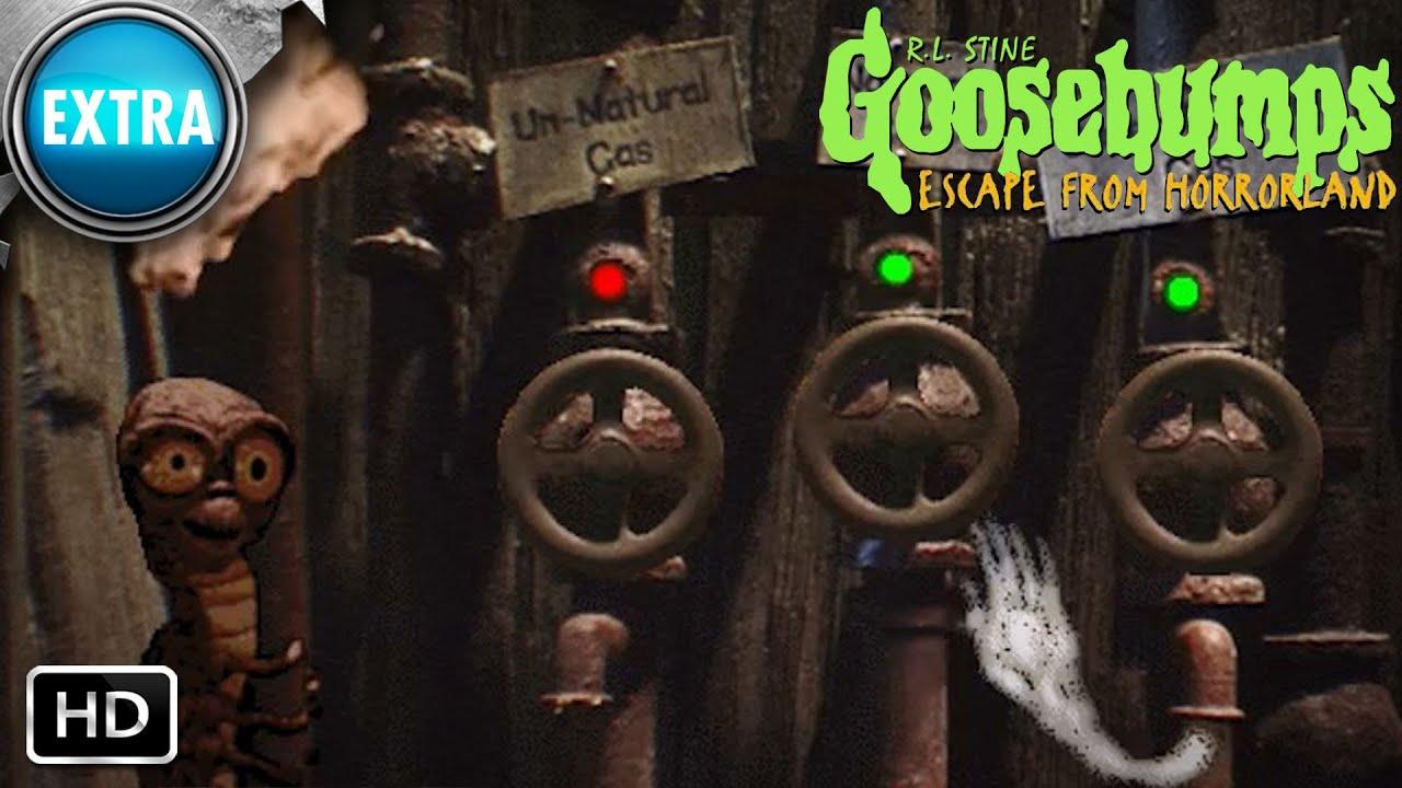 Goosebumps: Escape from Horrorland ᴴᴰ (Extra Part - Mini ...