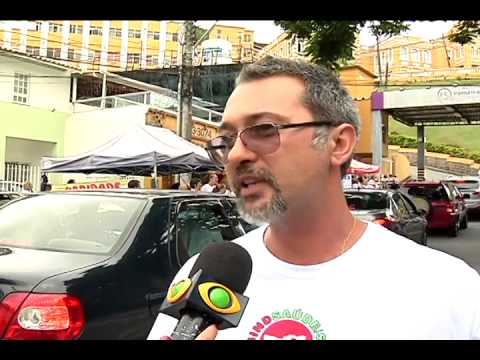 Band Cidade - Florianópolis - Funcionários Paralisam Atividade No Hospital De Caridades